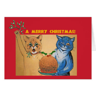 Merry Christmas from the Cats #holidayz Card