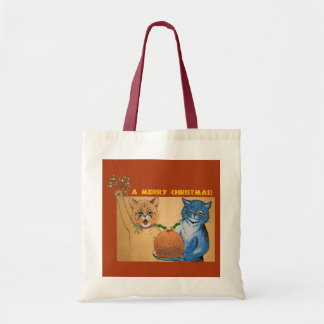 Merry Christmas from the Cats #holidayz Tote Bag