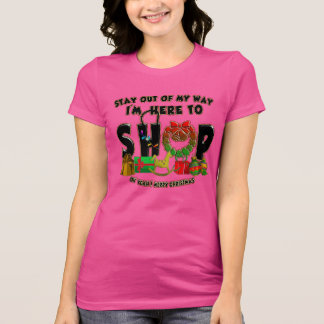 Merry Christmas - Funny Holiday Shopping T-shirt
