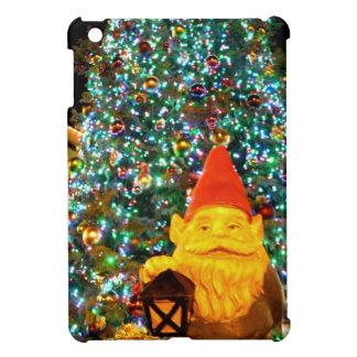 Merry Christmas Gnome iPad Mini Covers