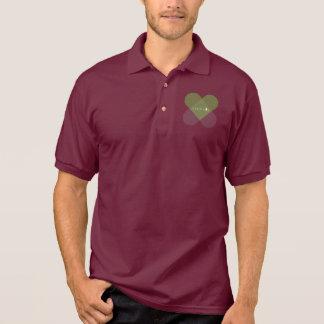 Merry Christmas - Green Polo Shirt