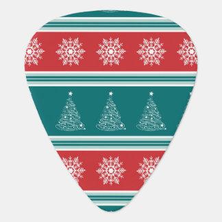 Merry Christmas Guitar Pick