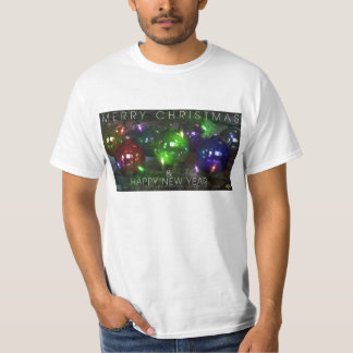Merry Christmas & Happy New Year in 3D T-Shirt