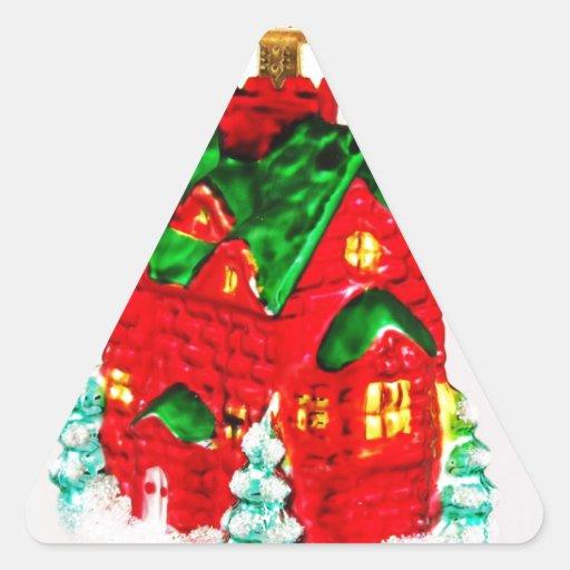 Merry Christmas  Holiday celebrations Santa Clause Sticker