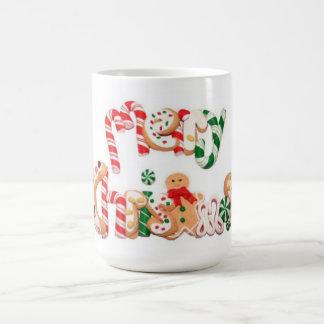 Merry Christmas Holiday Coffee Cup / Mug