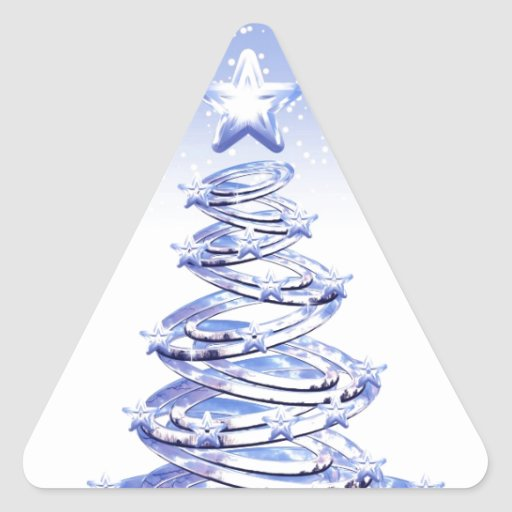 Merry Christmas  Holiday Tree Ornaments celebratio Sticker