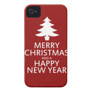 Merry Christmas iPhone 4 Case-Mate Cases