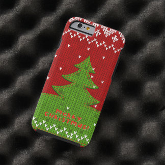 Merry Christmas iPhone Tough iPhone 6 Case