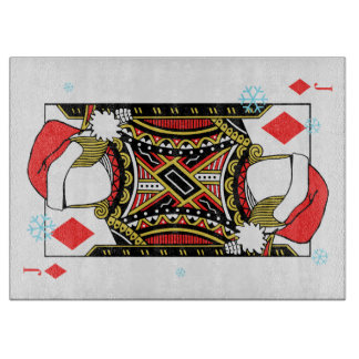 Merry Christmas Jack of Diamonds - Add Your Images Boards