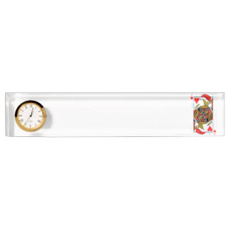 Merry Christmas Jack of Hearts - Add Your Images Name Plate