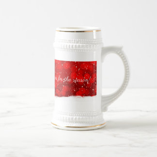 Merry Christmas JESUS Beer Stein By ZAZZ_IT