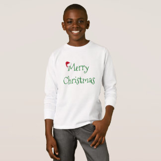 Merry Christmas Kids Shirt