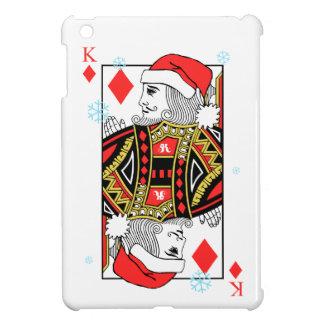 Merry Christmas King of Diamonds Cover For The iPad Mini
