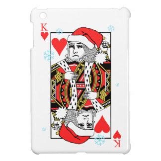 Merry Christmas King of Hearts iPad Mini Case