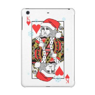 Merry Christmas King of Hearts iPad Mini Cases