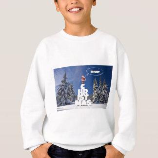 Merry christmas letters favor Santa Sweatshirt