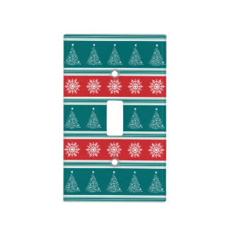 Merry Christmas Light Switch Cover