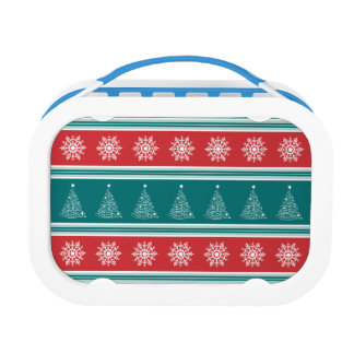 Merry Christmas Lunch Box