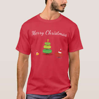 Merry Christmas Macarons | Men's T-shirt