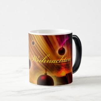 Merry Christmas Magic Mug