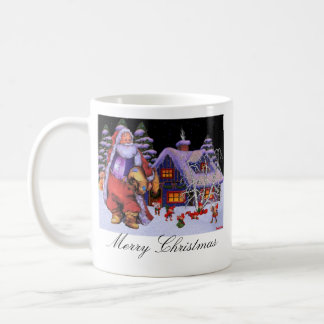 Merry Christmas, Merry Christmas Coffee Mug