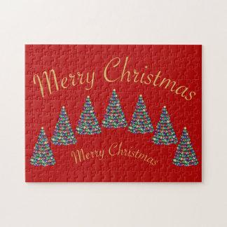 Merry Christmas, Merry Christmas Jigsaw Puzzle