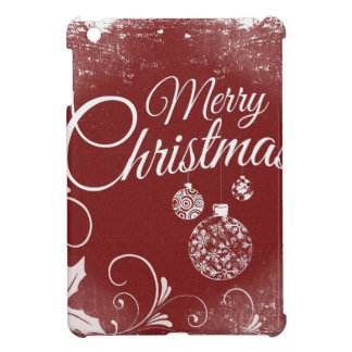 merry christmas message case for the iPad mini