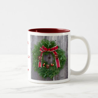 Merry Christmas Mom Mug