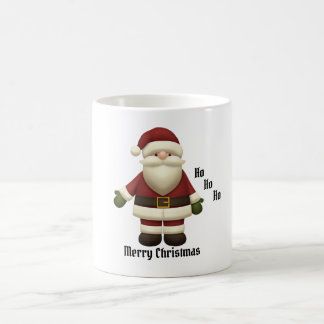 Merry Christmas Mr. Claus Coffee Mug