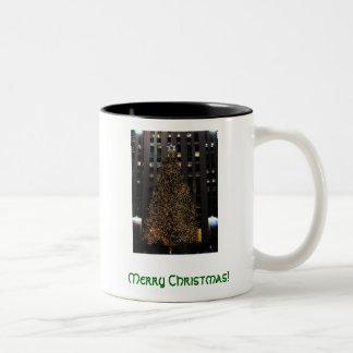 Merry Christmas! mug