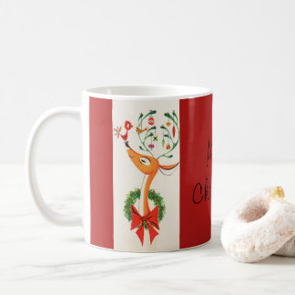 Merry Christmas mug. Customizable. Coffee Mug