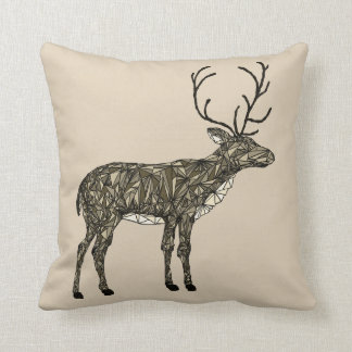 Merry Christmas my deer, pun Christmas decor gift Throw Pillow
