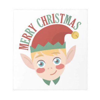 Merry Christmas Notepads