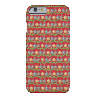 Merry Christmas ornaments Barely There iPhone 6 Case