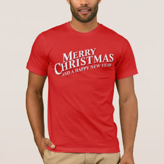 """Merry Christmas"" Party T-Shirt"