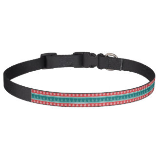 Merry Christmas Pet Collar