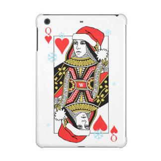 Merry Christmas Queen of Hearts iPad Mini Retina Case