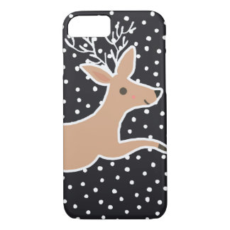 Merry Christmas - Reindeer Case-Mate iPhone Case