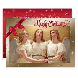 Merry Christmas.Religious Fine Art Christmas Cards