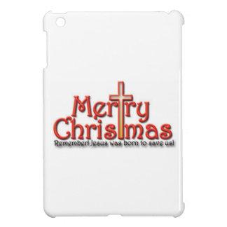 Merry Christmas! Remember! iPad Mini Covers