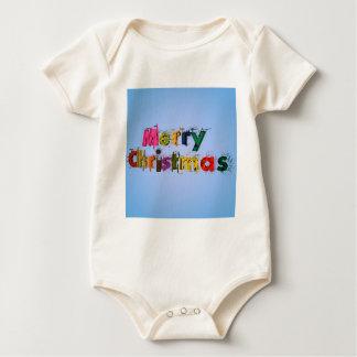 Merry Christmas Romper