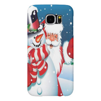 merry christmas samsung galaxy s6 cases