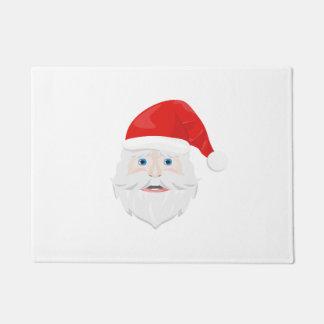 Merry Christmas Santa Claus Doormat
