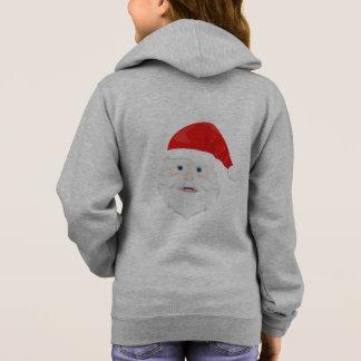 Merry Christmas Santa Claus Hoodie