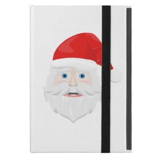 Merry Christmas Santa Claus iPad Mini Cover