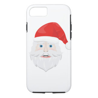 Merry Christmas Santa Claus iPhone 8/7 Case