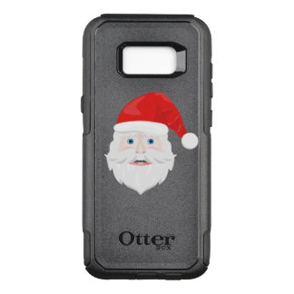 Merry Christmas Santa Claus OtterBox Commuter Samsung Galaxy S8+ Case