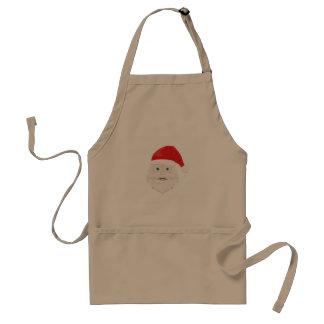 Merry Christmas Santa Claus Standard Apron
