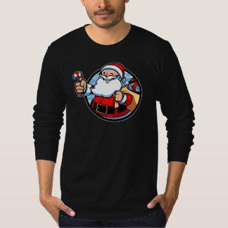 Merry Christmas Santa Claus Tshirt