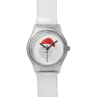 Merry Christmas Santa Claus Watches